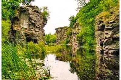 Путешествие по Украине – каньоны родного края