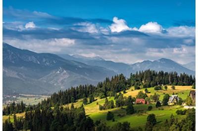 Путешествия по Украине: горы