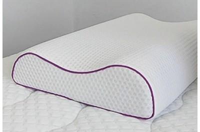 Как спать на ортопедической подушке с валиками?