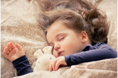 Когда лучше ложить спать ребенка?