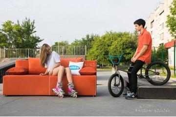 Купить - Ортопедичний диван Mekko Kair Lux (Каір Люкс)