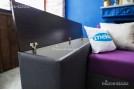 Ортопедичний кутовий диван Mekko Cube Shuttle (Куб Шатл)