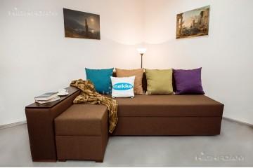 Купить - Ортопедичний кутовий диван Mekko Cube (Куб)
