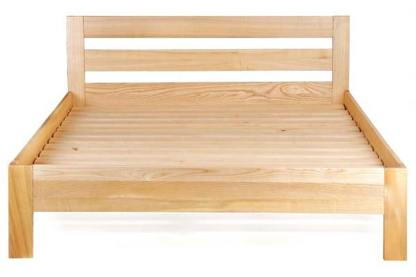 Дерев'яне ліжко TQ Project Чезаре (ясен)