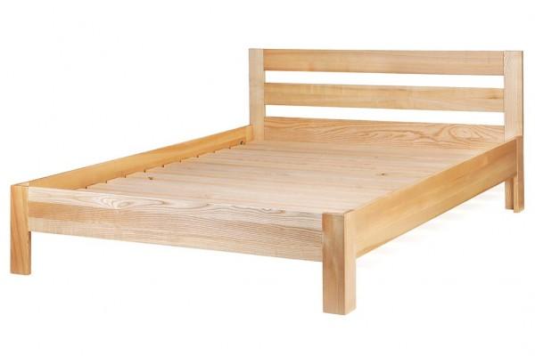 Дерев'яне ліжко TQ Project Чезаре (Вільхи)