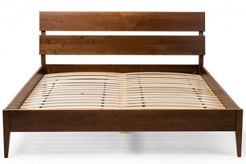Дерев'яне ліжко TQ Project Бонавіта (вільха)