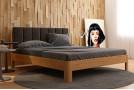 Дерев'яне ліжко TQ Project К'янті (ясен)