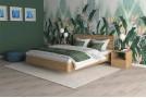 Деревянная кровать TQ Project Лауро (ясень)