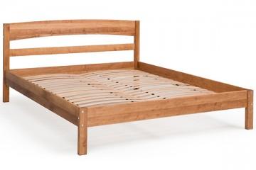 Дерев'яне ліжко TQ Project Тіана (Ясен)