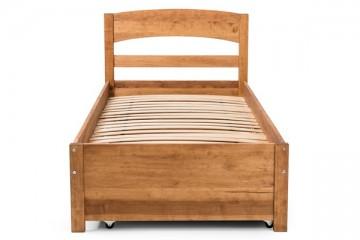 Купить - Деревянная кровать TQ Project Тиана c ящиком для белья массив Ольхи