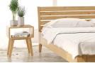 Деревянная кровать TQ Project Вайде (дуб)