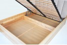 Ліжко TQ Project К'янті з підйомною рамою (Ясен)