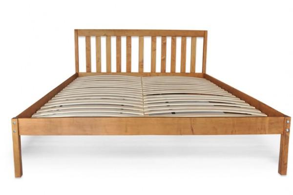 Дерев'яне ліжко TQ Project Левіто (вільха)