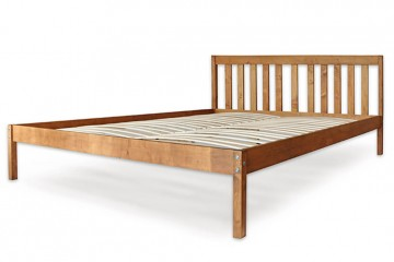 Дерев'яне ліжко TQ Project Левіто (Ясен)