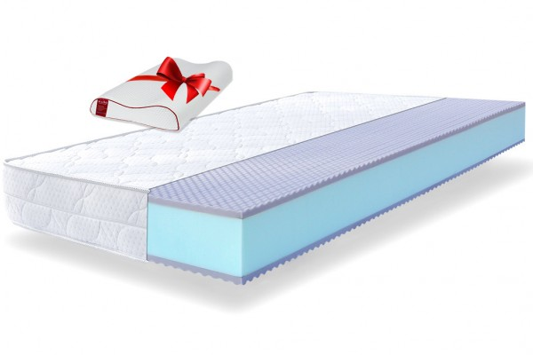 Матрац Noble Argentum Amaltea + подушка в подарунок