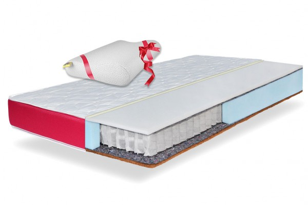 Матрац Highfoam Spice Lavr + подушка в подарунок