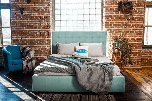 Мягкая кровать Mekko Angela (Анджела)