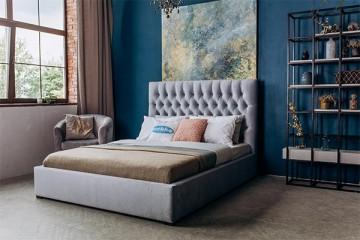 Купить - Мягкая кровать Mekko Elegance (Элеганс)