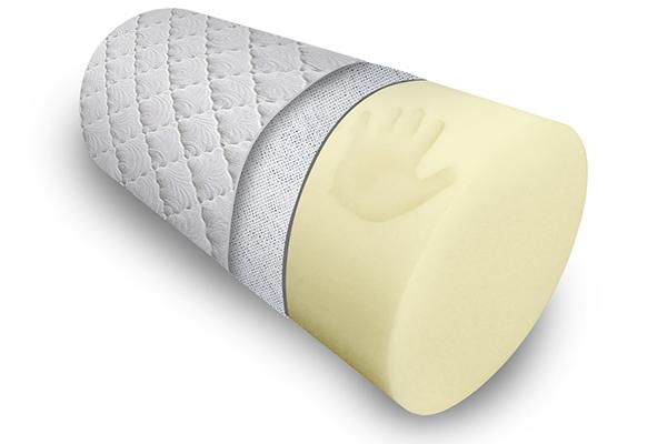 Подушка валик Highfoam Noble Roll