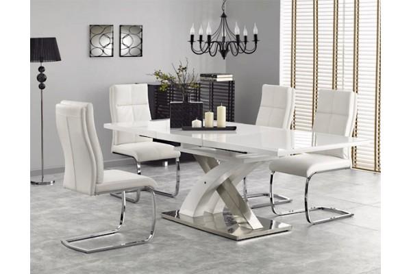 Стіл обідній Sandor (білий)