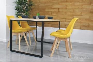 Купить - Стул Kris (Meet M8) желтый