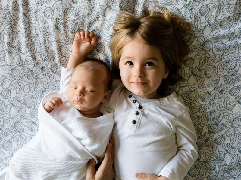 Во сколько лучше укладывать детей спать?